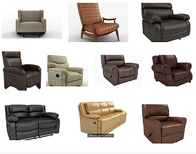 3D Recliner Collection 10 in 1