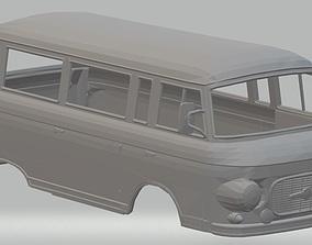 Barkas B 1000 Printable Body Van