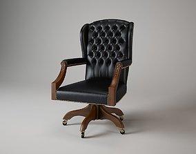 3D model Provasi 0513 Directors swivel chair