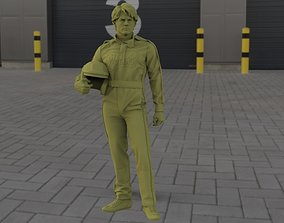 Days of Thunder Cole Trickle 3D print model