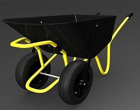 Wheelbarrow3 3D model