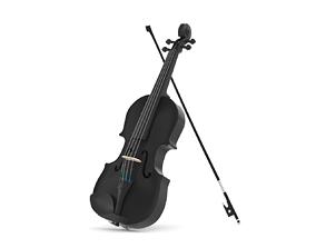 sports Violin 3D