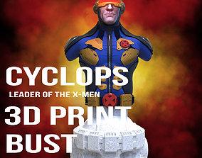 3D printable model Cyclops Leader of the X-Men