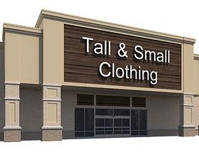 3D model Retail-054 Retail Store