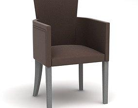 Chair Boston for interior 3D