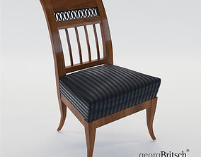 Biedermeier chair - Munich - Germany 1805 - Georg 3D model