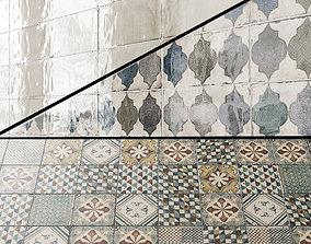3D Mainzu esenzia Wall tiles