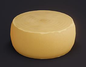 3D model Parmigiano Cheese Wheel