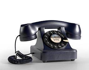 T-8886Z TQJ Vintage Telephone 3D model