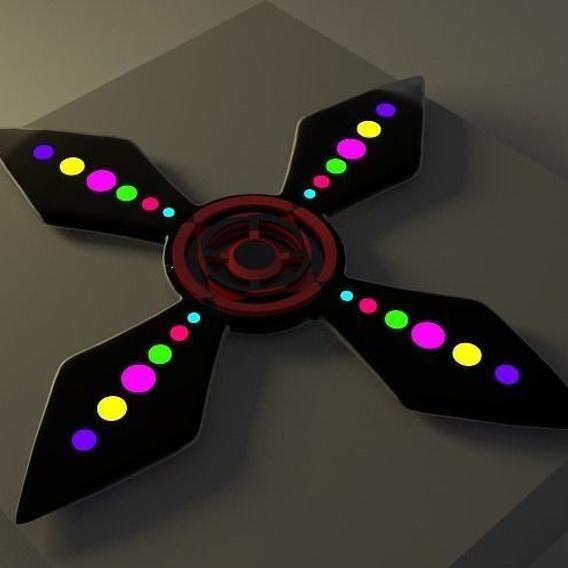 Fidget Spinner (Death Spinner)