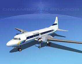 3D Convair CV-580 Hydro-Quebec