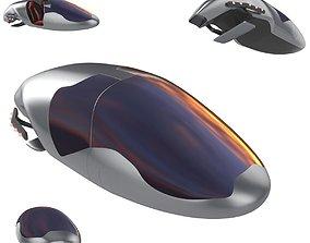 3D Car missile future