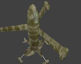 Focke Wulf Triebflugel 3D focke