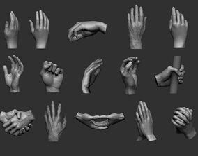 3D printable model Ultimate Hand Set