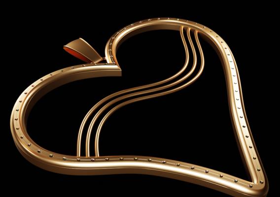 Heart Jewel Pendant