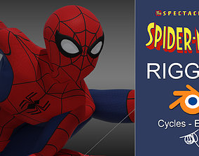 3D model Spectacular Spider - Man