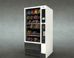 3D Snack Vending Machine