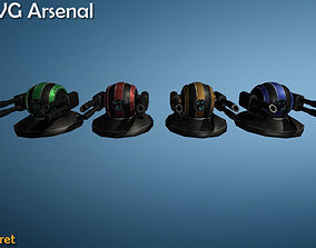 Turrets - HQ 3D