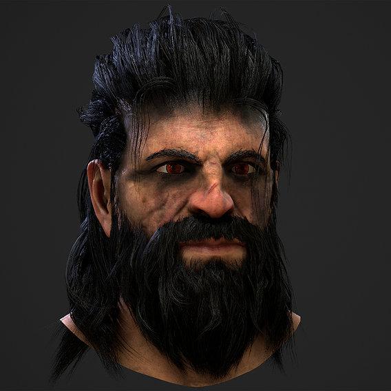 Viking warrior - FREE Download in description