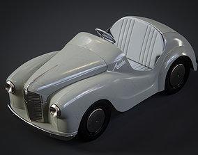 3D model Austin J 40 pedal car for kids