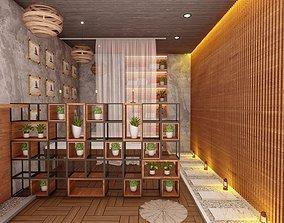 3D interior Spa design
