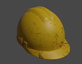 3D Hard hat model