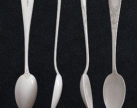 3D printable model Table dinner spoon