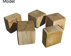 3D Ultra realistic Tree Stump