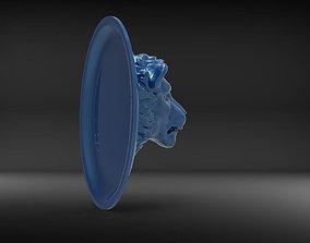 3D printable model Lion sculpture print