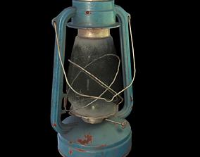 Lamp Old 3D asset