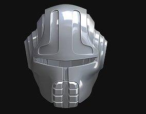 Alien Zealot Helmet 3D print model