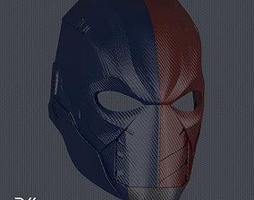 Deathstroke Titans Season 2 Helmet V1 3D printable model 2