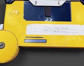 Data Tape 3D model
