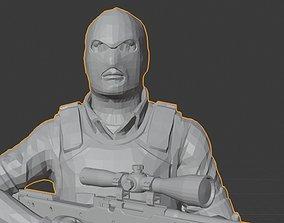 3D printable model The Phoenix - Counter Strike -