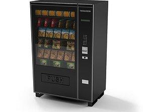 Vending Machine 3D