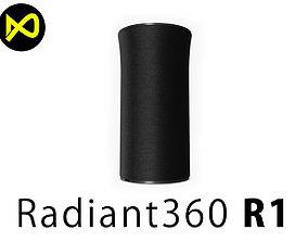 3D model Samsung Radiant360 R1 Wireless Speaker