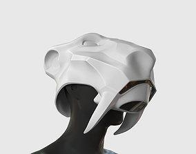 saber-toothed tiger 3D printable model