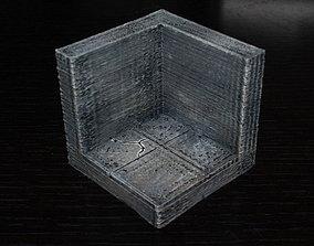 OpenForge Smooth Corner Tile 3D print model
