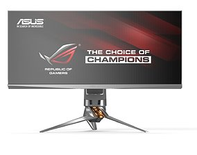 Asus ROG PG348Q - Element 3D and V-ray monitor