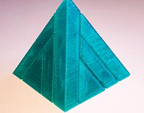 box 3D print model Secret Guardian - Octa
