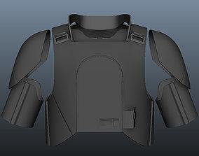 mudtrooper 3D print model Mud Trooper Armor