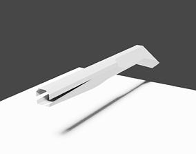 3D asset cyber shotgun