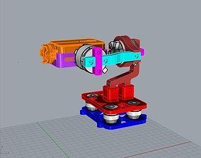 Gimbal 2 axis RunCam2 3D print model