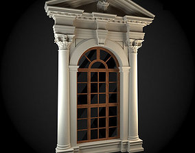 render 3D model Window
