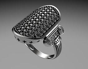 Ancient Greek Column Ring 3D printable model