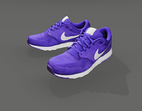 Nike Shoes 3D asset game-ready