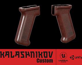 AK - Pistol Grip - AK74 STD 3D asset