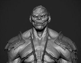 Orc Blog 3D print model