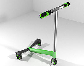 3D Scooter Type 3
