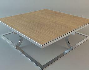 3D asset Paul Baxter Table